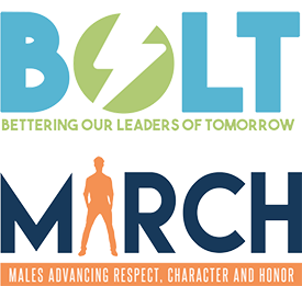 BOLT/MARCH